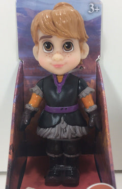 "Disney Frozen Mini 3"" Toddler Kristoff Doll Jakks Pacific"