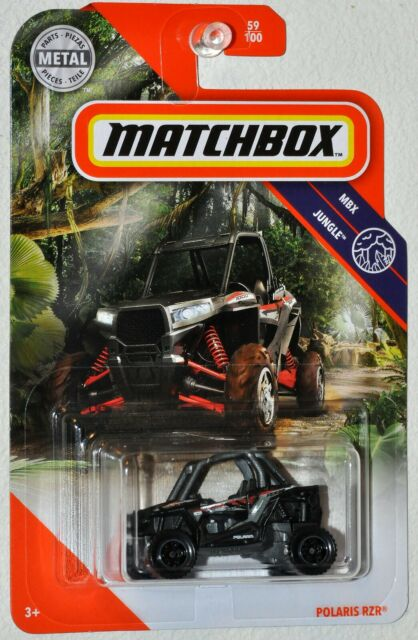 Matchbox 2020 MBX Jungle CARS Variation