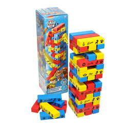 Paw Patrol Jumbling Tower
