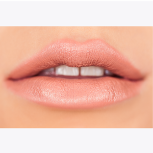 EO-03 Pinkish Creamy Beige Lip Swatch