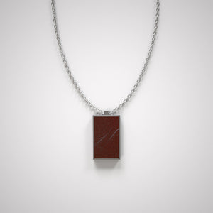 FORUM PENDANT - ROSSO LEVANTO - The Archismith