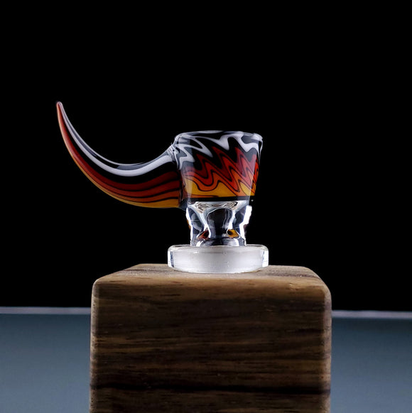 Wigwag Slide by John Honey Glass