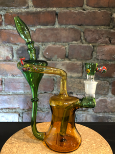 Colour Seacycler by Seafire Glass