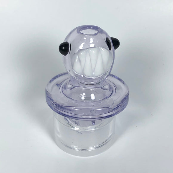 Colour Scalien Spinner Cap by Kahuna Glass