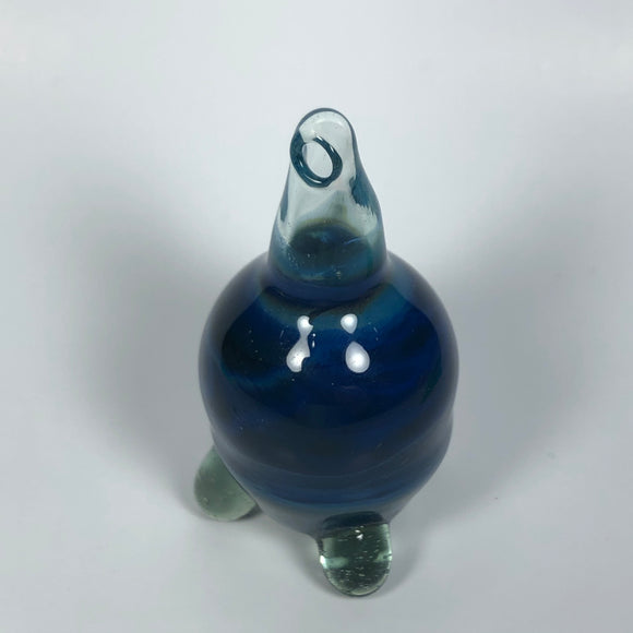 Tripod Bubble Cap by Gibsons Glassworks
