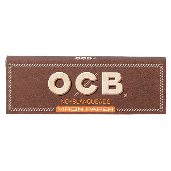 OCB Unbleached Papers
