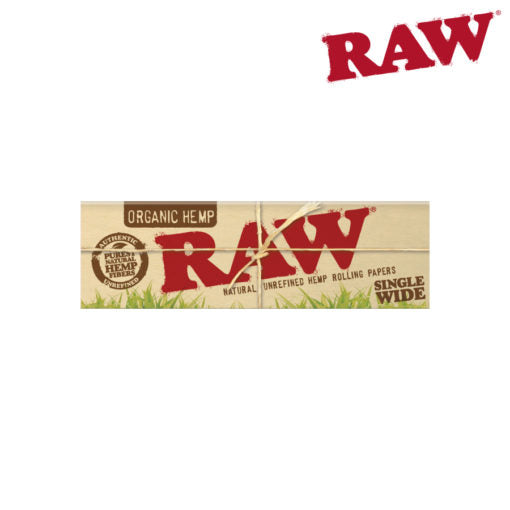 Raw Organic 1-1/4 Papers