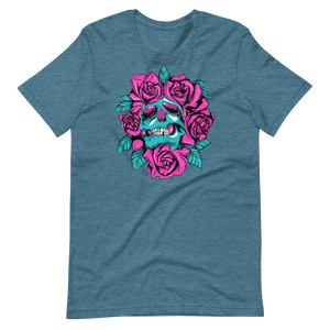 Surrounded By Roses Unisex T-Shirt