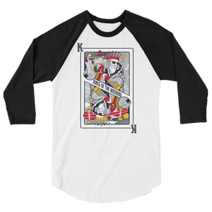 Kings of the Weekend Baseball Tee