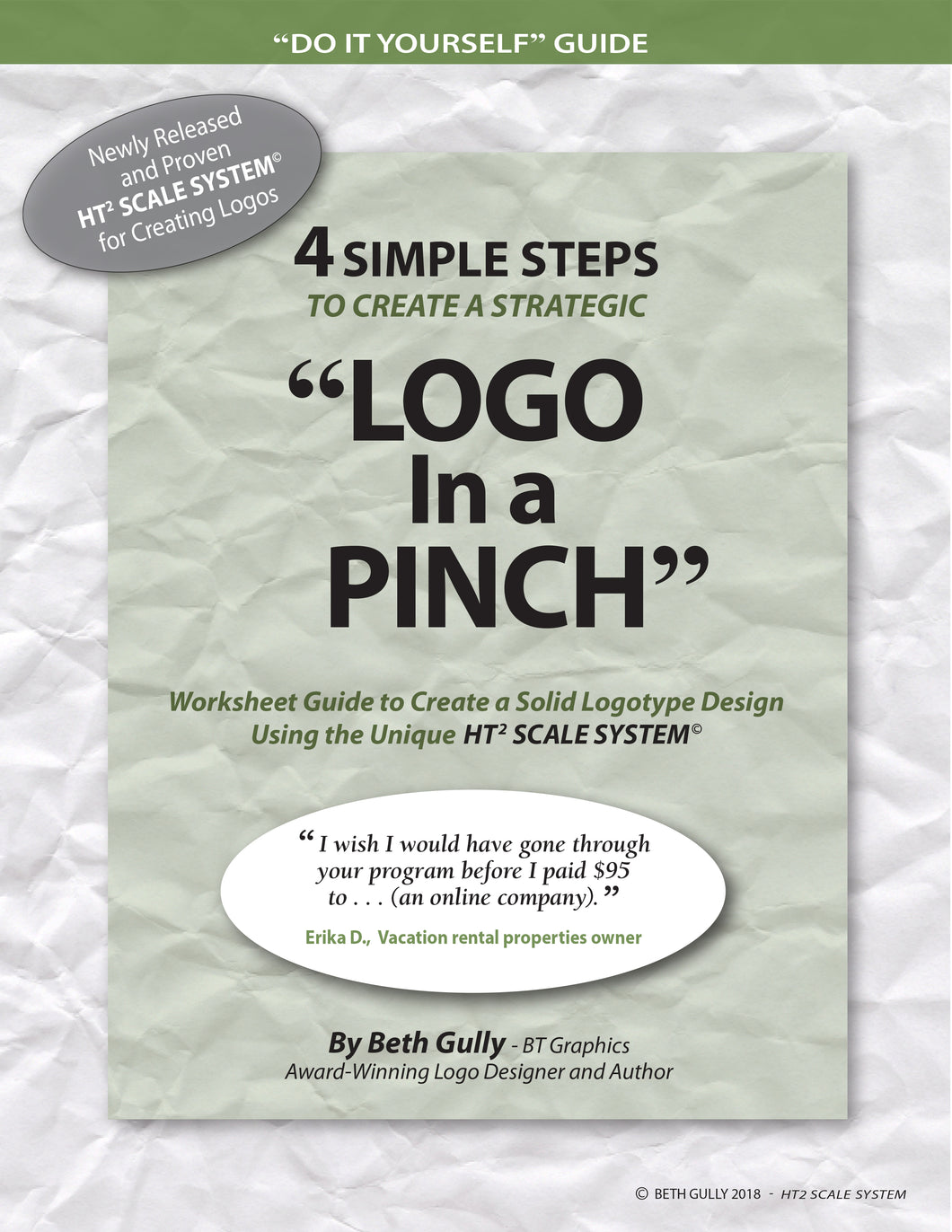 LOGO - 4 Simple Steps to Create a Strategic