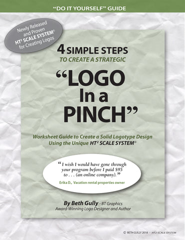 "4 Simple Steps to Create a Strategic ""LOGO in a PINCH"" Worksheet Guide"