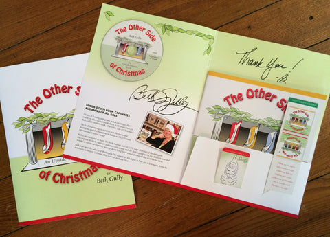 """Award-Winning Narrated Christmas Video"" DVD and Book Set"