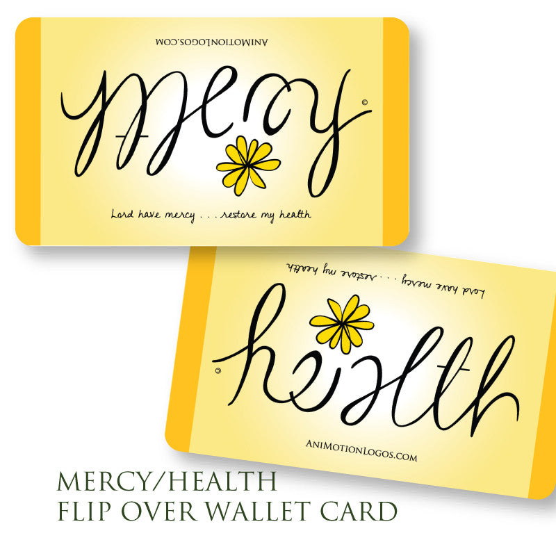 'Mercy Health Wallet Cards' - Set of 10