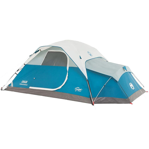 Coleman Juniper Lake 4-Person Instant Dome Tent w/Annex [2000036920]