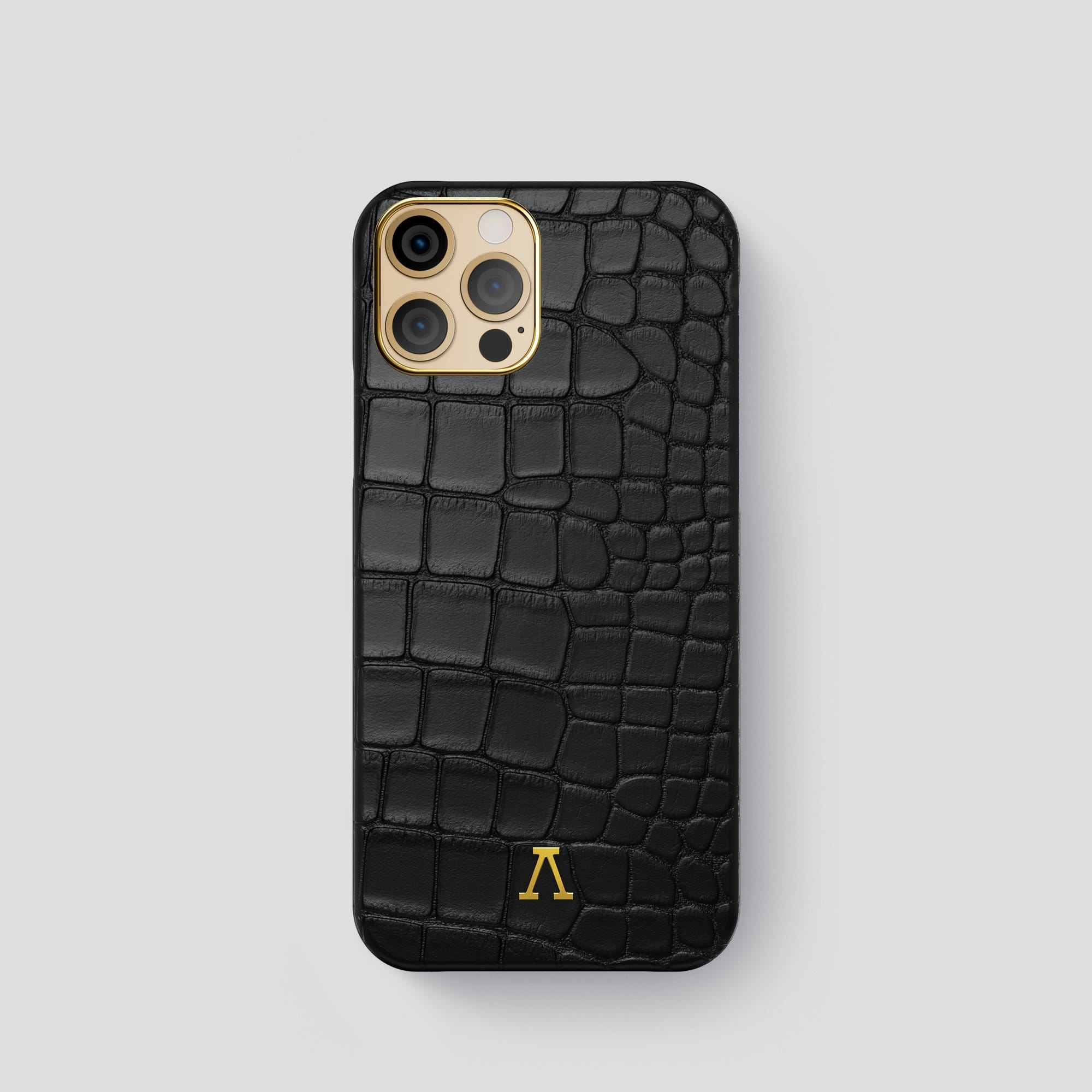 iPhone 12 Pro Classic Case Alligator