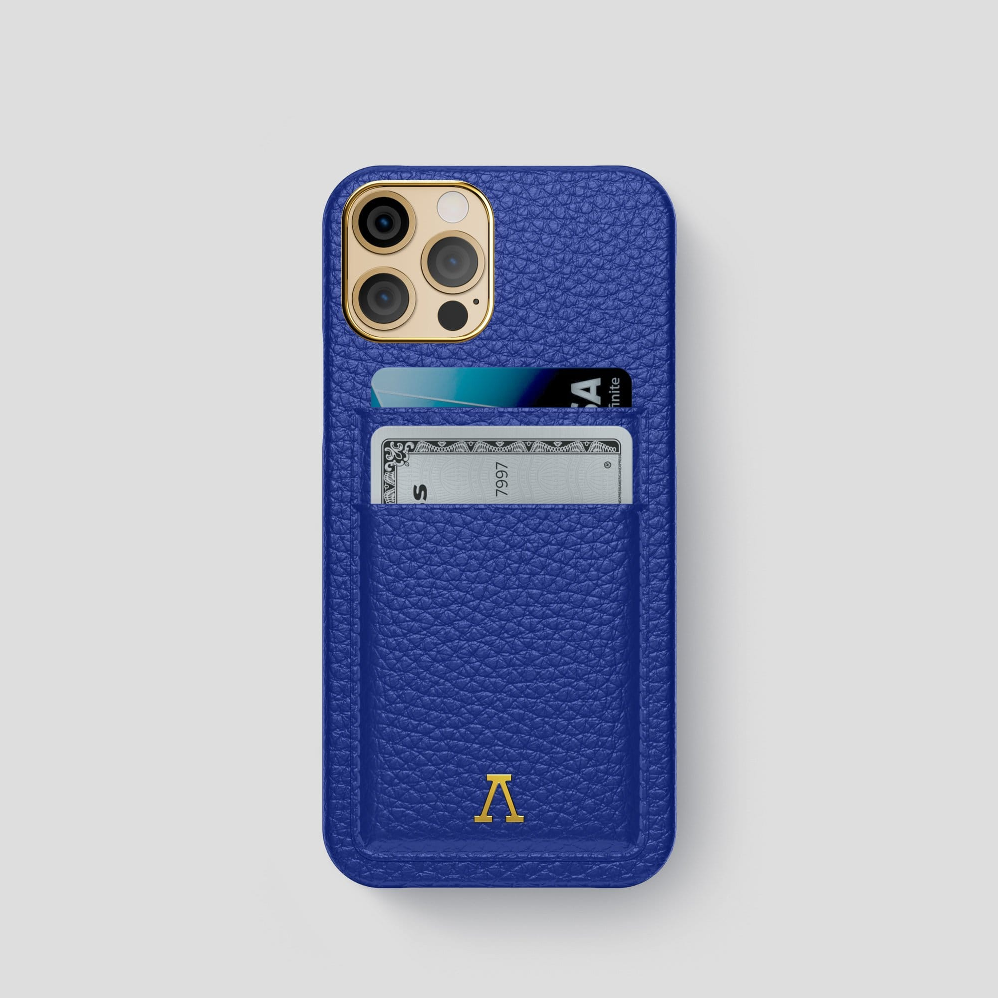 iPhone 12 Pro Card Case Calf