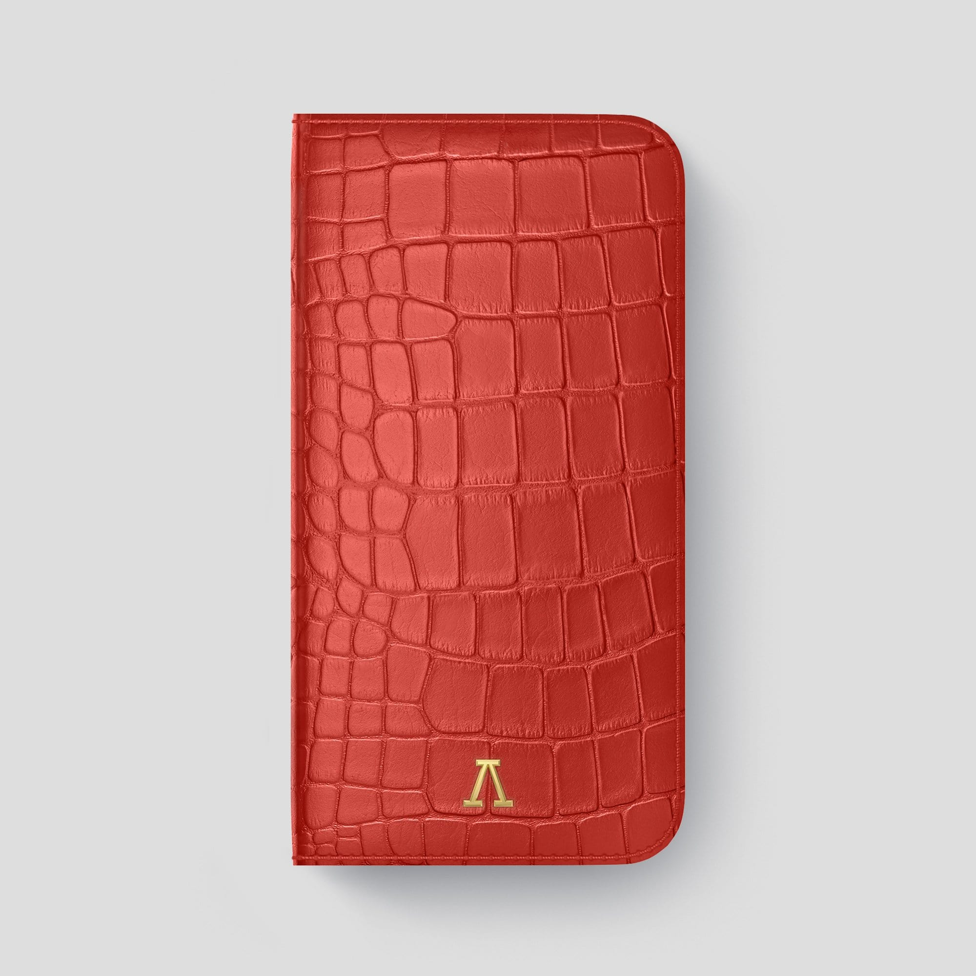 iPhone 11 Pro Max Folio Case Alligator