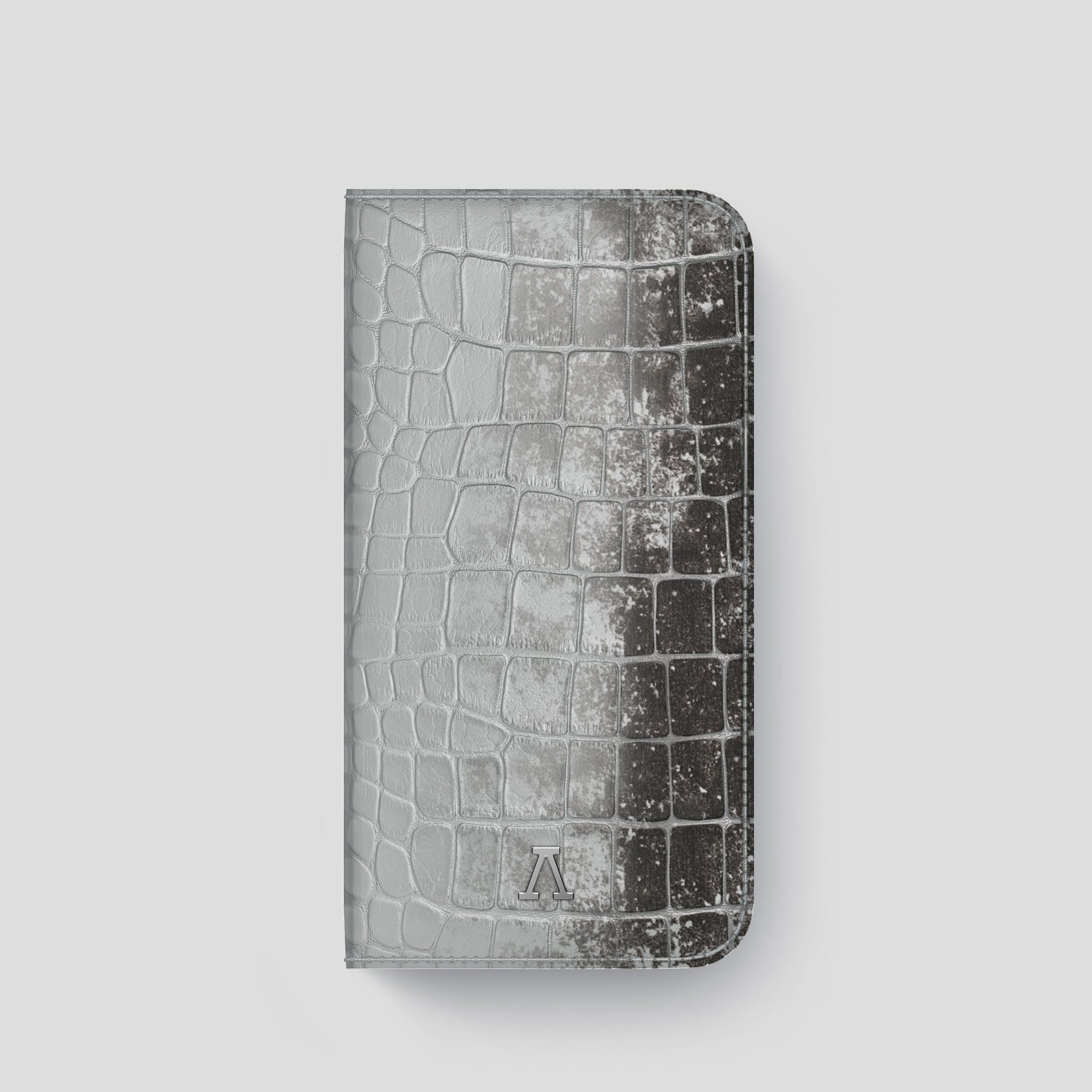iPhone 12 Pro Folio Case Himalayan Crocodile