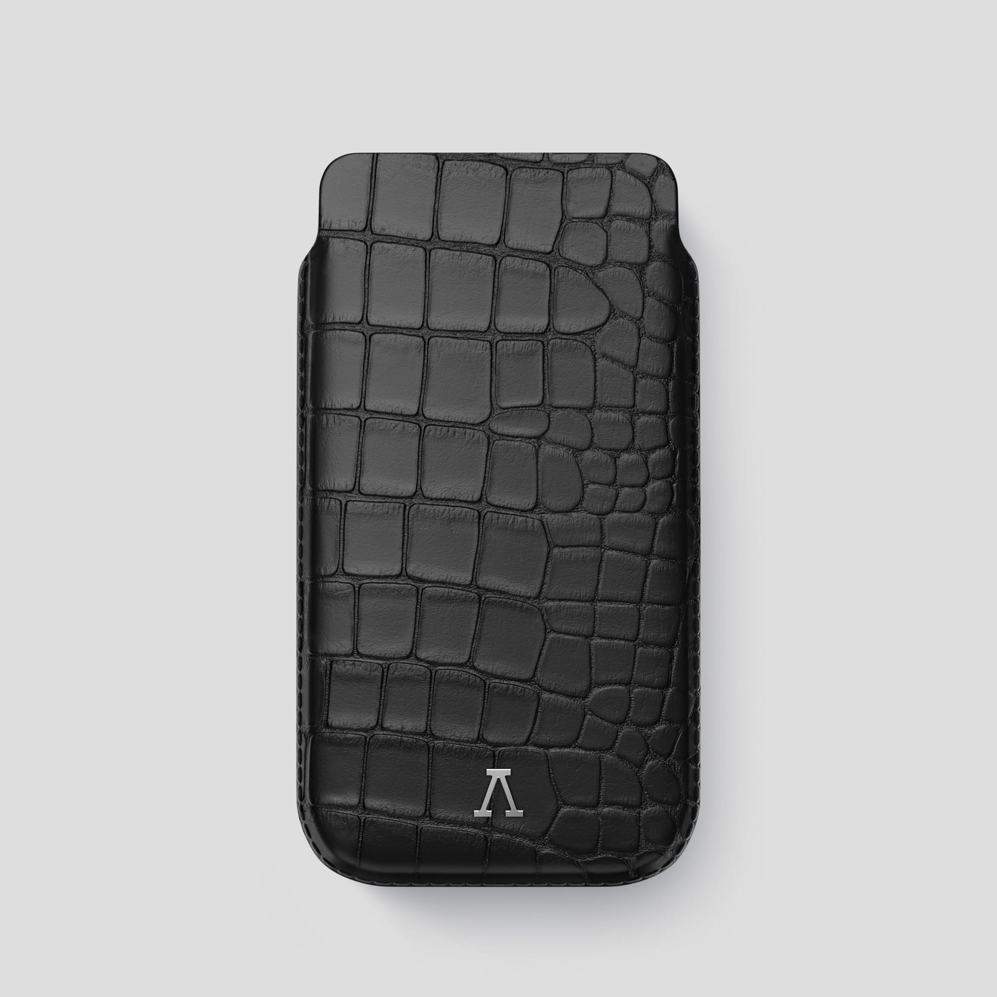 iPhone 11 Pro Pouch Case Alligator