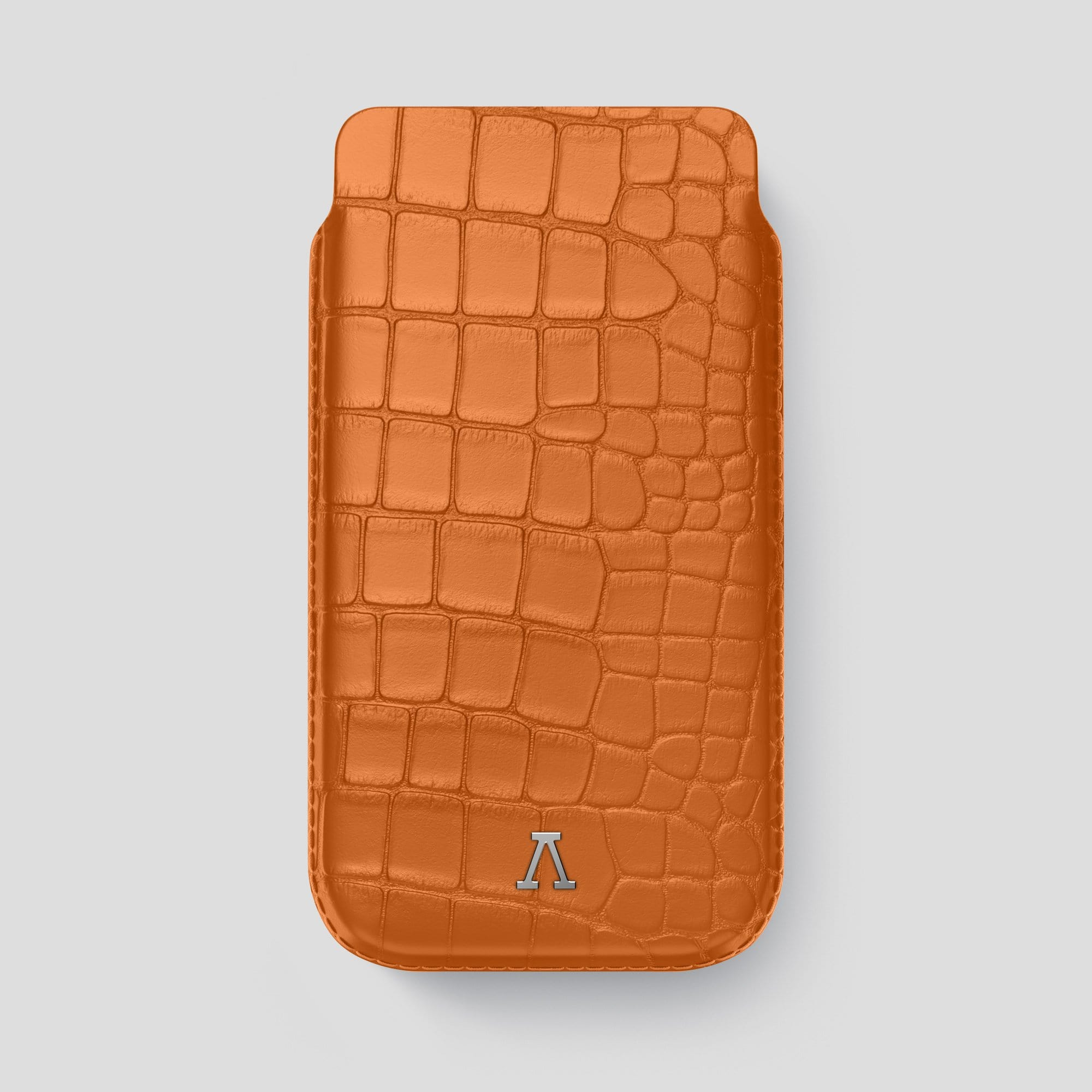 iPhone 11 Pro Max Pouch Case Alligator