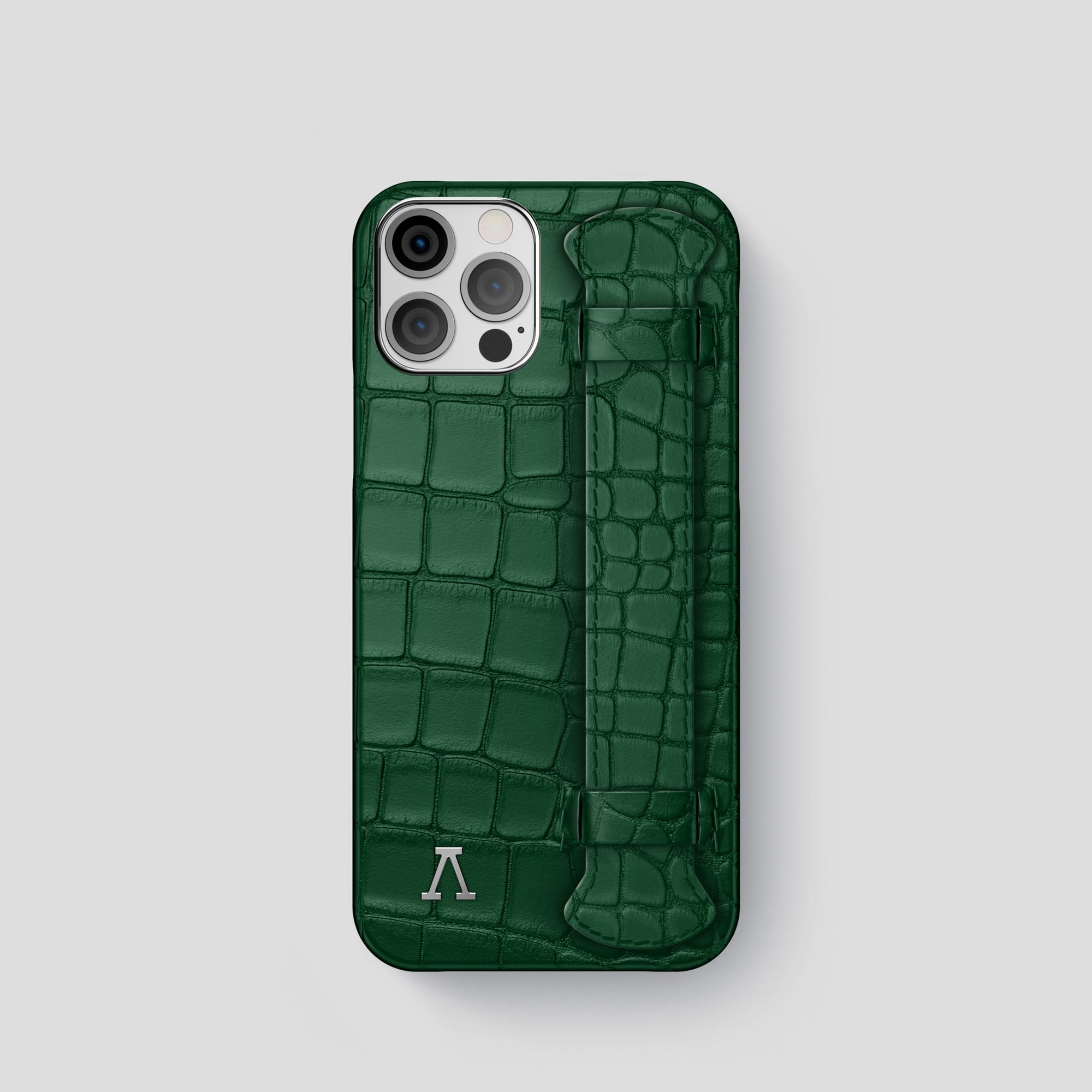 iPhone 12 Pro Strap Case Alligator