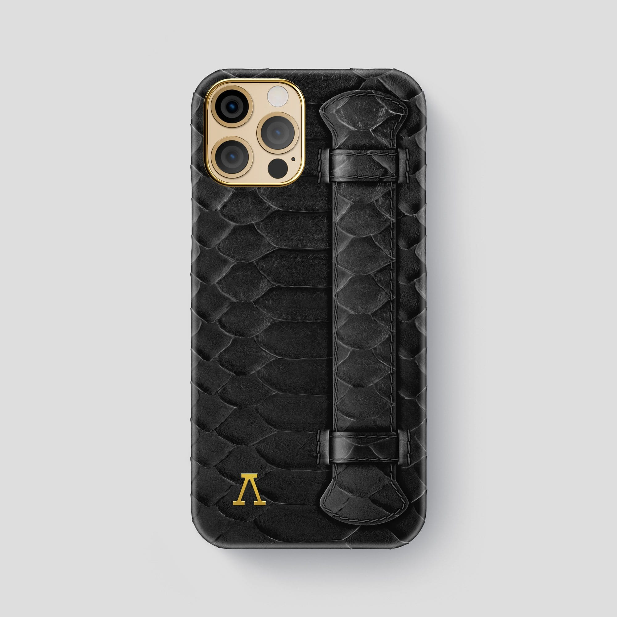 iPhone 12 Pro Max Strap Case Python