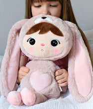 Load image into Gallery viewer, bunny metoodoll and girl