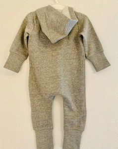 Elephant Love Hooded Onesie