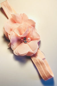 Powder Pink Tutu & Headband Set
