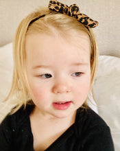 Load image into Gallery viewer, blonde toddler in headband