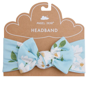 Magnolia Blue Headband