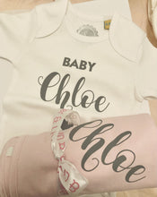 Load image into Gallery viewer, Gift Box Inside  Personalised with name Chloe