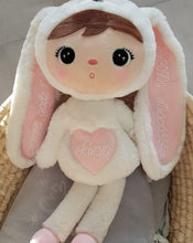 Load image into Gallery viewer, White Bunny Doll