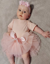 Load image into Gallery viewer, Pale Pink Tutu & Headband Set