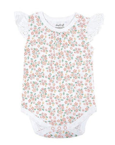 Pear Blossom Lace Bodysuit