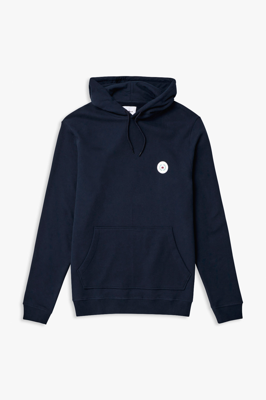 Our Shaxy Patch Hood - Navy