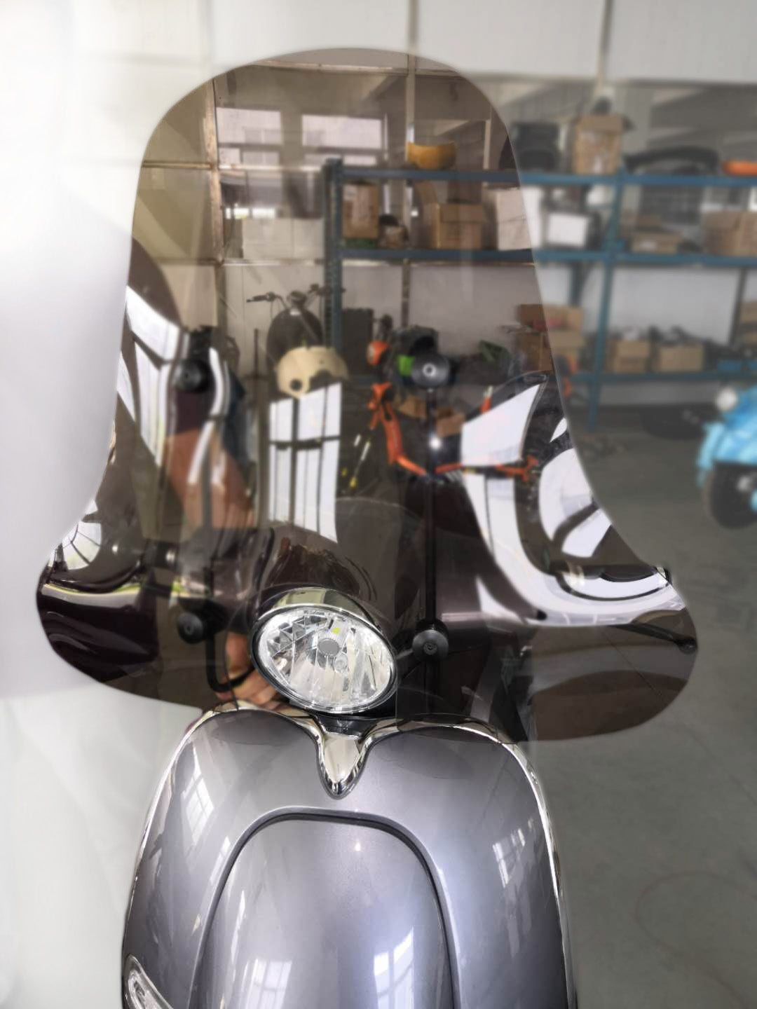 Milano Windshield - Scooter Windshield | Innovative Products Group