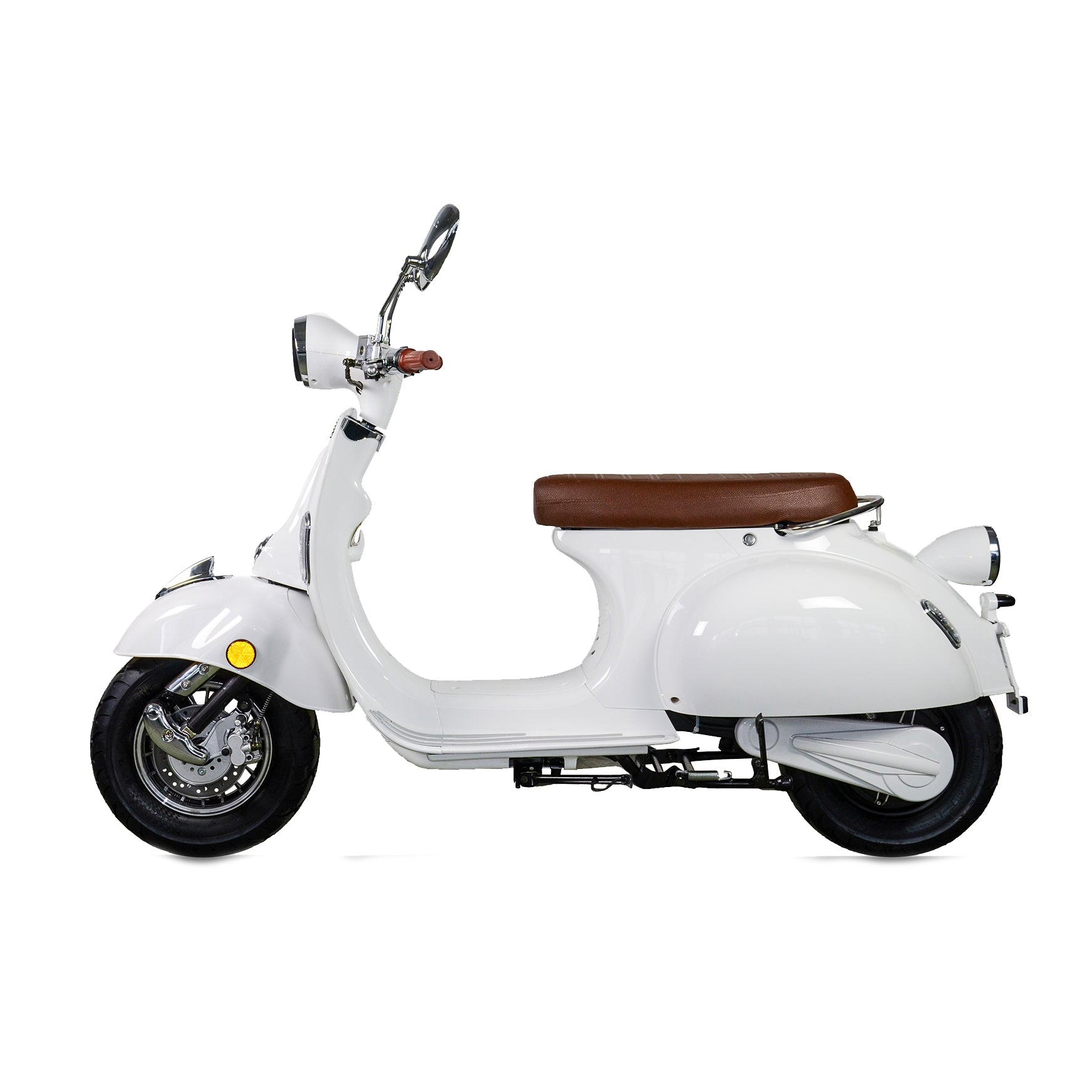 Roma 3000 E Motorcycle - Roma Electric Scooter | IPG