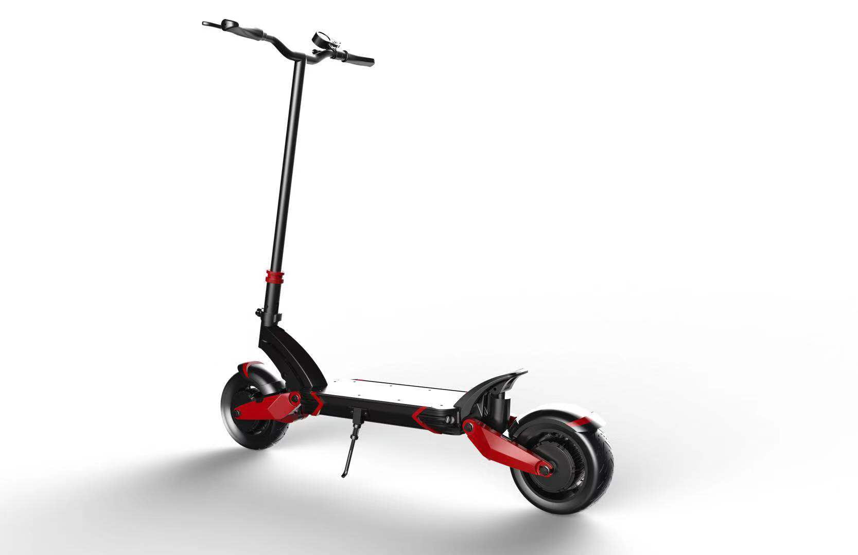 T10-Dual Motor Scooter - Electric Kick Scooter | IPG