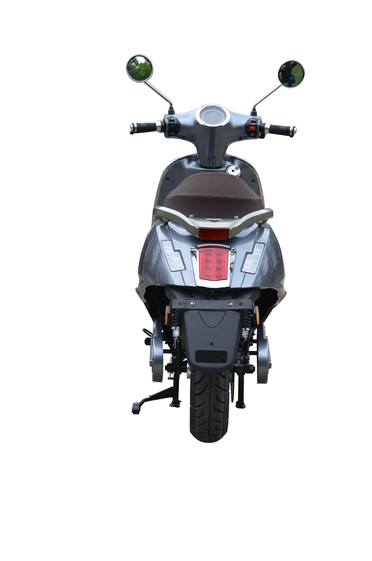 Electric Scooters - Milano 4000 Electric Motorcycle | IPG
