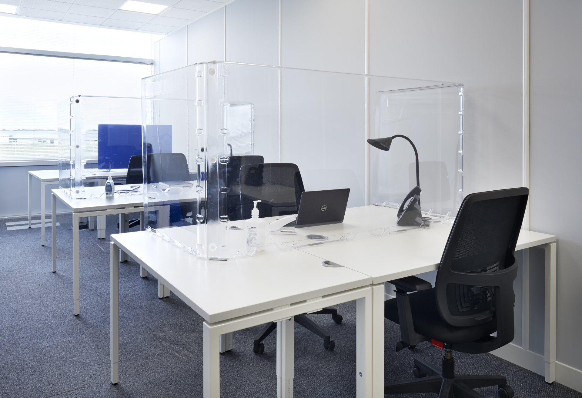 Desk Separators - Table Dividers | Total Products Group