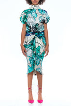 Load image into Gallery viewer, Ibiza Octopus Print Skirt