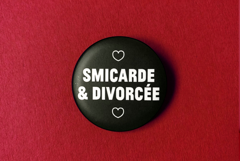 badge smicarde divorcée