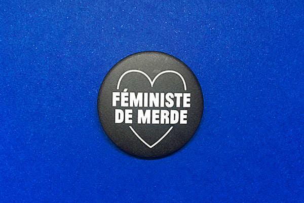 badge antisexiste