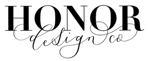 Honor Design Co Logo