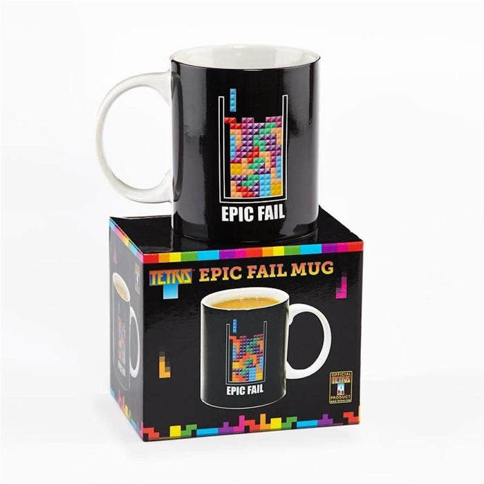 Tetris - Epic Fail -Tasse