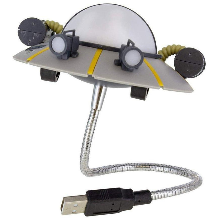 Rick and Morty - UFO - USB-Tischlampe