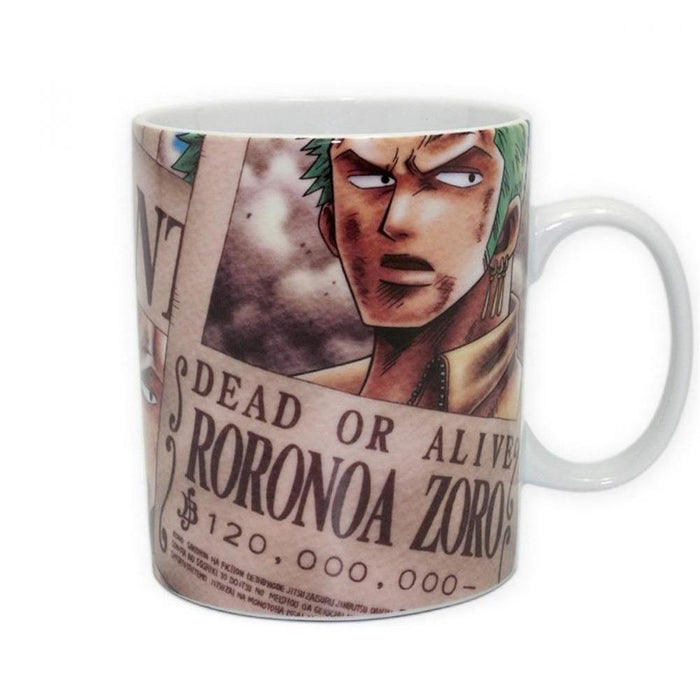 One Piece – Leonora Zorro Wanted – Tasse 460 ml