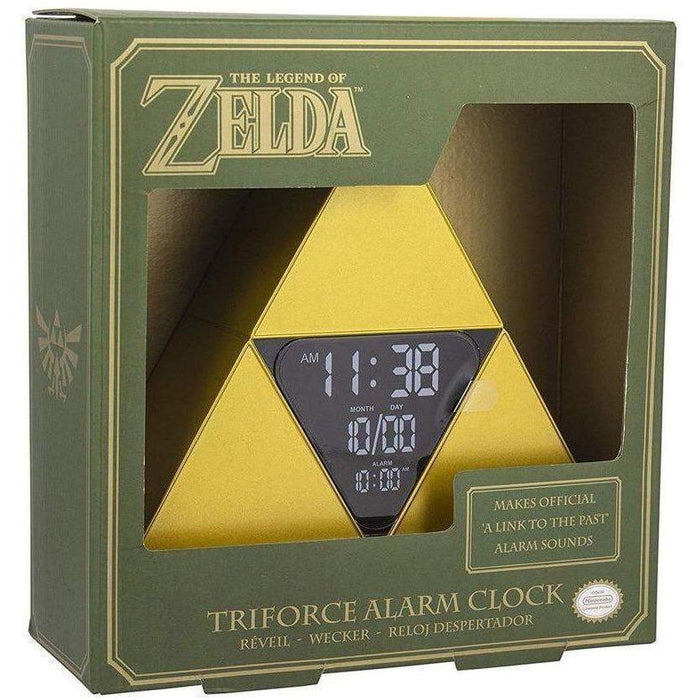 Zelda - Triforce - Wecker