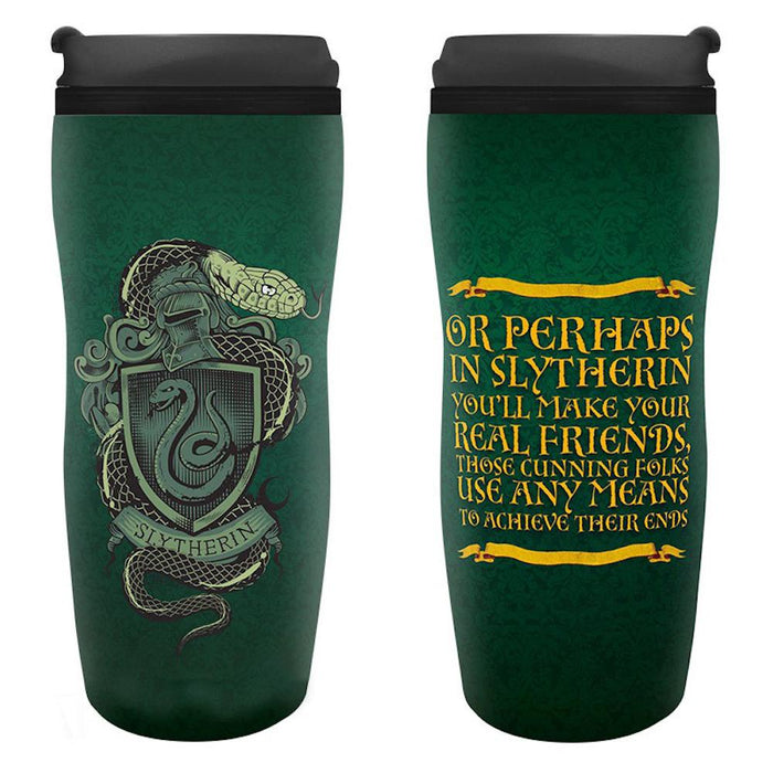Harry Potter - Slytherin - Thermobecher